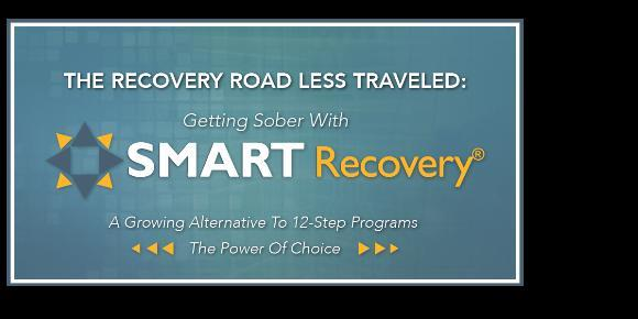 Alternative to 12 step programs, SMART Recovery